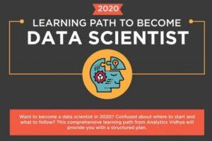 مسیر دانشمند داده در سال 2020
